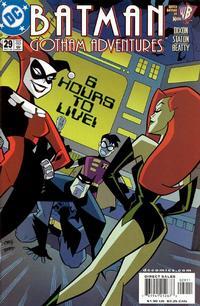 Cover Thumbnail for Batman: Gotham Adventures (DC, 1998 series) #29