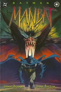 Cover Thumbnail for Batman: Manbat (DC, 1995 series) #1