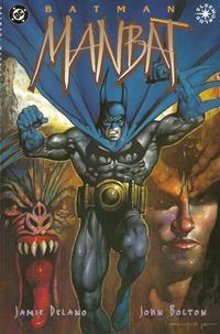 Cover Thumbnail for Batman: Manbat (DC, 1995 series) #2