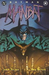 Cover Thumbnail for Batman: Manbat (DC, 1995 series) #3