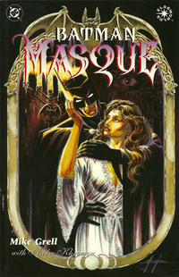 Cover Thumbnail for Batman: Masque (DC, 1997 series)