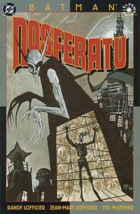 Cover Thumbnail for Batman: Nosferatu (DC, 1999 series)