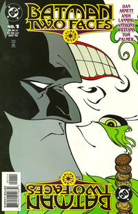 Cover Thumbnail for Batman: Two Faces (DC, 1998 series) #1