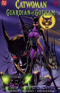 Cover Thumbnail for Catwoman: Guardian of Gotham (DC, 1999 series) #1