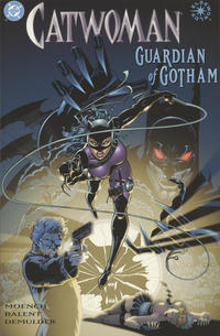 Cover Thumbnail for Catwoman: Guardian of Gotham (DC, 1999 series) #2
