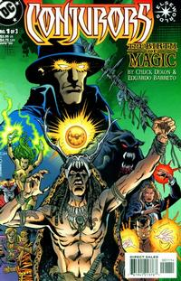 Cover Thumbnail for Conjurors (DC, 1999 series) #1