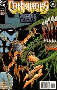 Cover Thumbnail for Conjurors (DC, 1999 series) #2