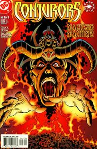 Cover Thumbnail for Conjurors (DC, 1999 series) #3