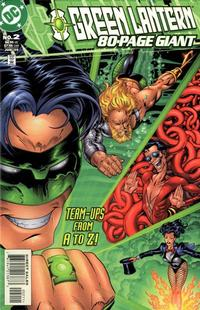 Cover Thumbnail for Green Lantern 80-Page Giant (DC, 1998 series) #2