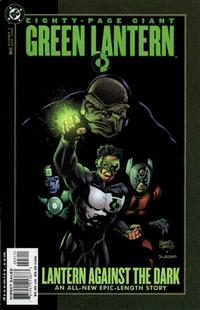 Cover Thumbnail for Green Lantern 80-Page Giant (DC, 1998 series) #3