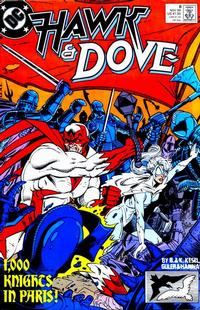 Cover Thumbnail for Hawk and Dove (DC, 1989 series) #6 [Direct]