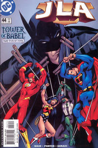 Cover Thumbnail for JLA (DC, 1997 series) #44