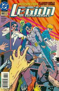 Cover Thumbnail for Legion of Super-Heroes (DC, 1989 series) #65