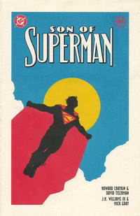 Cover Thumbnail for Son of Superman (DC, 1999 series)