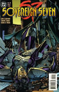 Cover Thumbnail for Sovereign Seven (DC, 1995 series) #2 [Direct Edition]