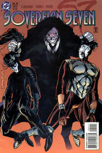 Cover Thumbnail for Sovereign Seven (DC, 1995 series) #5