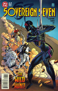 Cover Thumbnail for Sovereign Seven (DC, 1995 series) #8