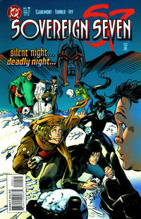 Cover Thumbnail for Sovereign Seven (DC, 1995 series) #9