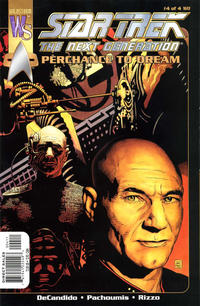 Cover Thumbnail for Star Trek: The Next Generation -- Perchance to Dream (DC, 2000 series) #4