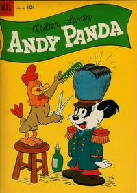 Cover Thumbnail for Walter Lantz Andy Panda (Dell, 1952 series) #18