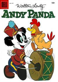 Cover Thumbnail for Walter Lantz Andy Panda (Dell, 1952 series) #32