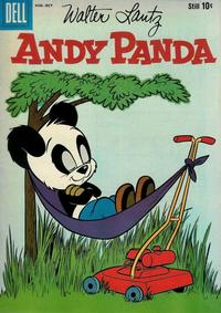 Cover Thumbnail for Walter Lantz Andy Panda (Dell, 1952 series) #51