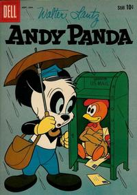 Cover Thumbnail for Walter Lantz Andy Panda (Dell, 1952 series) #52