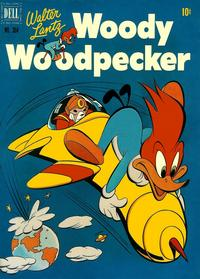 Cover Thumbnail for Four Color (Dell, 1942 series) #364 - Walter Lantz Woody Woodpecker