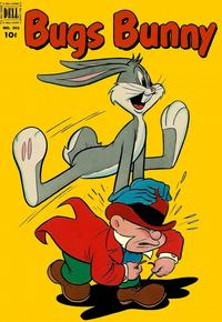 Cover Thumbnail for Four Color (Dell, 1942 series) #393 - Bugs Bunny