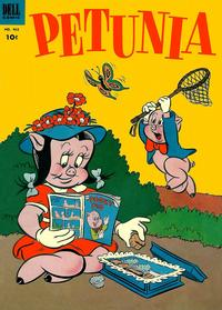 Cover for Four Color (Dell, 1942 series) #463 - Petunia