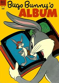 Cover Thumbnail for Four Color (Dell, 1942 series) #498 - Bugs Bunny's Album