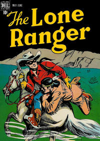 Cover Thumbnail for The Lone Ranger (Dell, 1948 series) #3