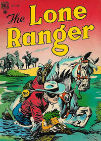 Cover Thumbnail for The Lone Ranger (Dell, 1948 series) #5
