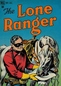 Cover Thumbnail for The Lone Ranger (Dell, 1948 series) #6