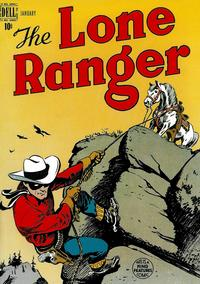 Cover Thumbnail for The Lone Ranger (Dell, 1948 series) #7