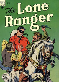 Cover Thumbnail for The Lone Ranger (Dell, 1948 series) #10