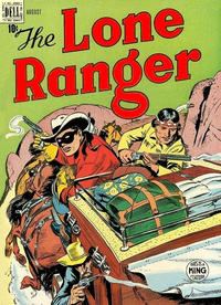 Cover Thumbnail for The Lone Ranger (Dell, 1948 series) #14