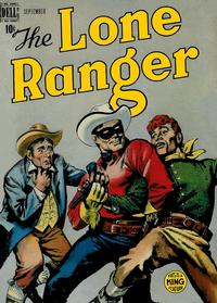 Cover Thumbnail for The Lone Ranger (Dell, 1948 series) #15