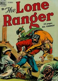 Cover Thumbnail for The Lone Ranger (Dell, 1948 series) #18