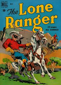 Cover Thumbnail for The Lone Ranger (Dell, 1948 series) #23