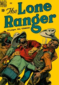 Cover Thumbnail for The Lone Ranger (Dell, 1948 series) #24