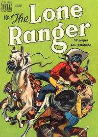 Cover Thumbnail for The Lone Ranger (Dell, 1948 series) #26