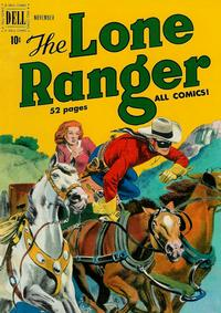 Cover Thumbnail for The Lone Ranger (Dell, 1948 series) #29