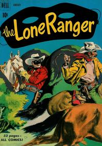 Cover Thumbnail for The Lone Ranger (Dell, 1948 series) #31
