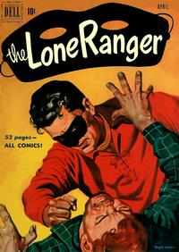Cover Thumbnail for The Lone Ranger (Dell, 1948 series) #34