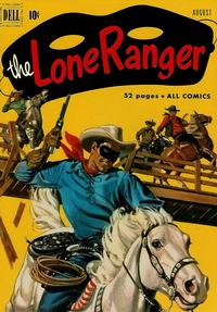 Cover Thumbnail for The Lone Ranger (Dell, 1948 series) #38