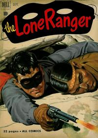 Cover Thumbnail for The Lone Ranger (Dell, 1948 series) #39