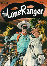 Cover Thumbnail for The Lone Ranger (Dell, 1948 series) #42