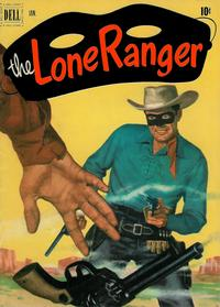 Cover Thumbnail for The Lone Ranger (Dell, 1948 series) #43
