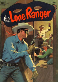 Cover Thumbnail for The Lone Ranger (Dell, 1948 series) #47